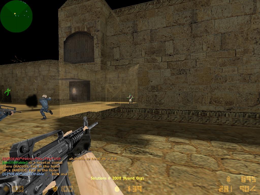 Скачать ВХ для кс 1 6 - Читы на CS 1 6 - Counter-Strike 1 6